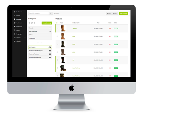 02ab66157 Vender Calçado na Internet | Criar Loja Virtual de Sapatos
